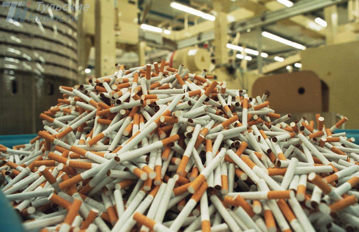 Две российские табачные компании попали под санкции украины