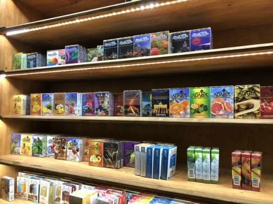 Магазин табачных изделий в ростове вакансия продавца табачных изделий